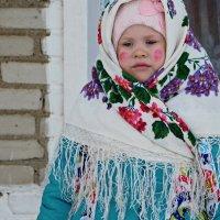 Масленица-грустный праздник .. Все таки с зимой прощаемся .. :: Арина Саенко