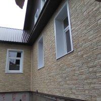 Фасадные панели,отделка дома :: сергей сергеев
