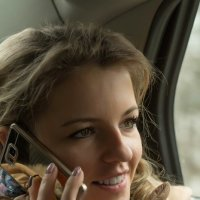 Девушка в такси :: Константин Земсков