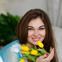 С весной :: Анастасия Светлова