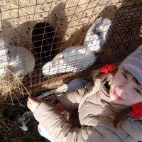 Дети в мире животных или животные в мире детей. :: Daria Zhdanova
