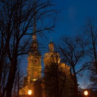Петропавловка :: Алексей Корнеев