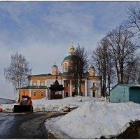 Покровский Хотьковский женский монастырь :: Natalia Mihailova