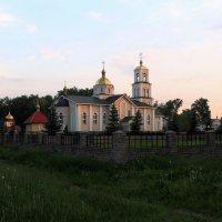 Успенский кафедральный собор в городе Салават :: Горкун Ольга Николаевна