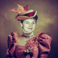 Дама в шляпке :: MaryZ