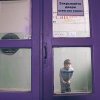 Через стекло :: Николай Н