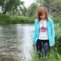 река Урал, Орск :: Таня Харитонова