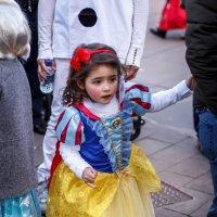 А у нас карнавал, был. :: Владимир Бадюля