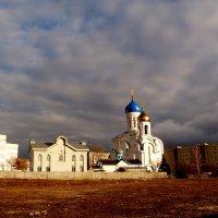 Небо и Храм :: Александр Прокудин