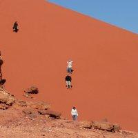 Вади Рам. Краснык дюны. :: Надя Кушнир