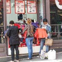 Распродажи в Париже :: Владимир Леликов