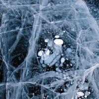 Ледяные картины... :: Галина Ильясова