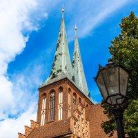 Церковь Святого Николая (Nikolaikirche) в Берлине :: Вадим *