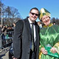 Высокий гость из Дублина и святой Патрик :: Анатолий Колосов