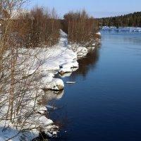 Весна за полярным кругом :: Ольга