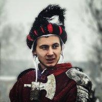 Время рыцарей :: Валерий Гришин