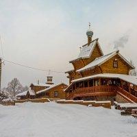 Русская зима :: Владимир Лазарев