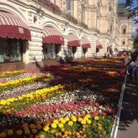ГУМ на Красной площади. :: Мара Абрамова