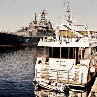 Главный катер Северного флота :: Кай-8 (Ярослав) Забелин