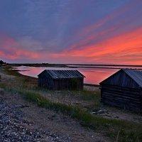 рассвет (Белое море) :: Елена Третьякова