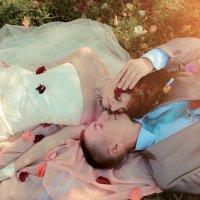 Свадебная прогулка :: Александр Ведяшкин