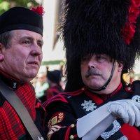 Шотландская гвардия :: Svetlana Kas