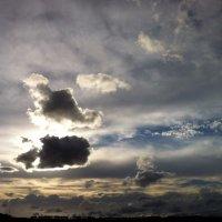 Облака :: Kонстантин Брагин