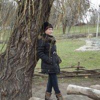 парк :: Анфиса Новикова