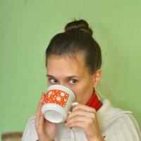 Чашечку чая :: Рустам Мухамедшин