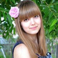 Машенька :: Nataly Egorova