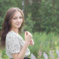 лето :: Екатерина Тележенко