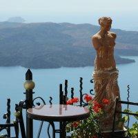 Греция. о. Санторини :: Светлана Телегина