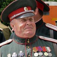 Бравый солдат. :: Александр Макаренко