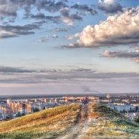 Дорога в город :: Сергей Воеводин