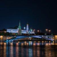 НочнаяМосква :: Роман Сибиряков