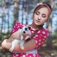 Алиса в стране чудес :: Елизавета Петухова