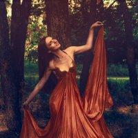 дыхание ветра :: Оксана Гордиенко