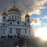 Храм Христа Спасителя :: Ann Perevoznikova