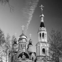 Собор святой Татьяны :: Андрей Кийко