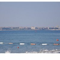 самодельная панорама моря. :: Энни Герей