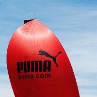 яхта Puma VolvoOceanRace 11-12гг. Портовая гонка в Лиссабоне :: Андрей Кийко