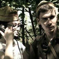 Война :: Вера Руденко