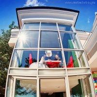 Уютное кафе :: Евгения Мотасова