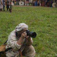 Фестиваль исторической реконструкции Ладога 2013 :: Низами Софиев