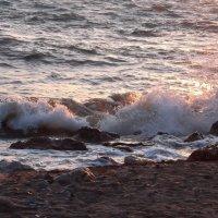 Морской прибой :: Anya Dolmatova