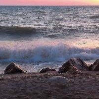 Море и камни :: Anya Dolmatova