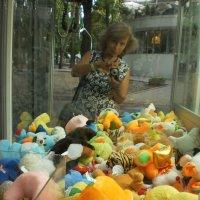 Автопортрет с игрушками :: Наталья Тимошенко