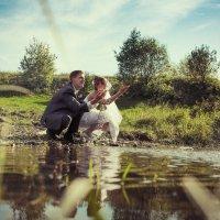 Жених и невеста :: Александр Ведяшкин