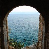 Балкон на море :: Galina Kazakova