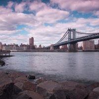 Бруклинский мост :: Galina Kazakova